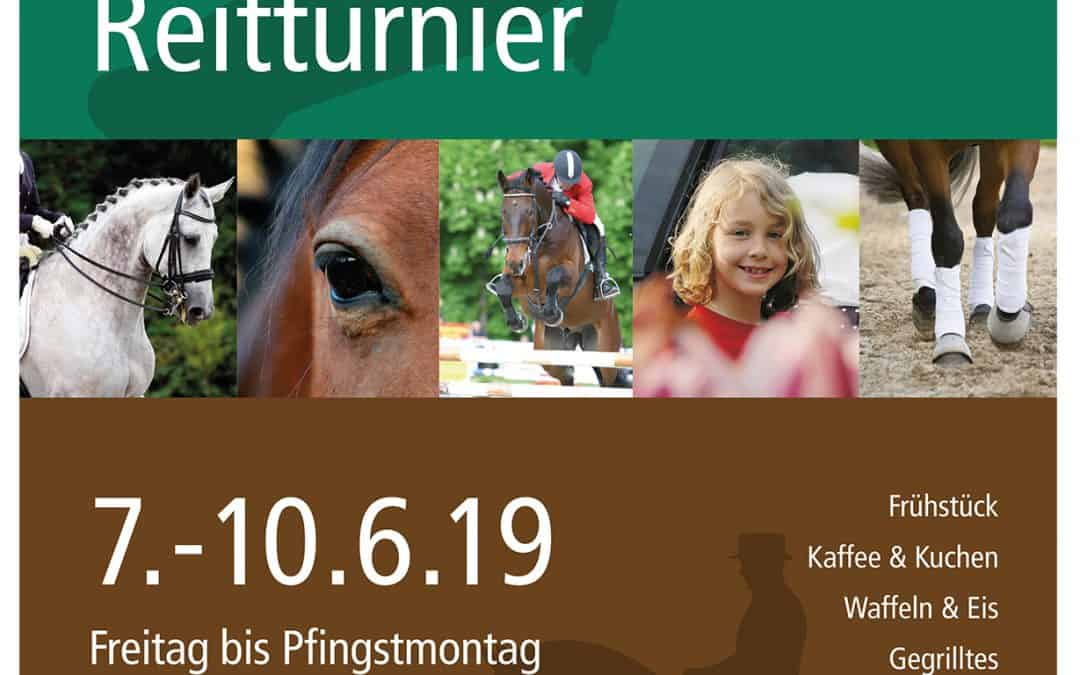 Ankündigung Kalthofer Reitturnier